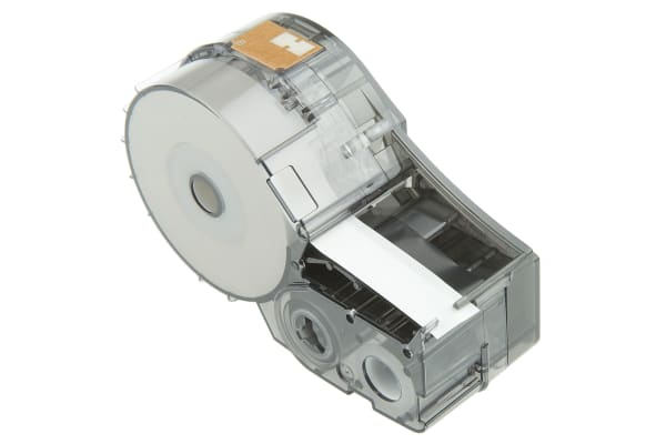 Product image for Brady Cable Label Printer Accessory Labels, For Use With BMP21 Label Printers, ID PAL Label Printers, LABPAL Label