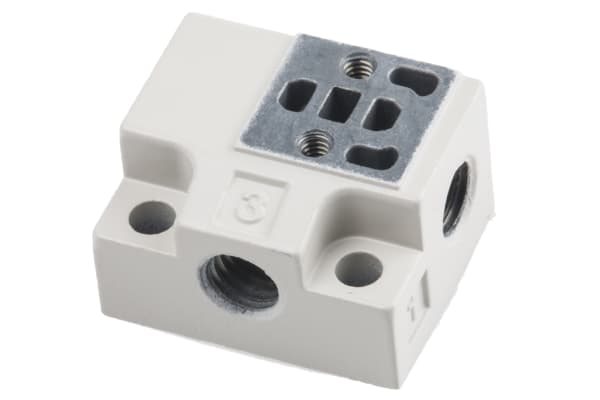 Product image for Single sub-plate, V100
