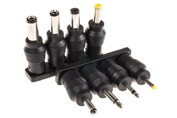 Product image for 8 CONNECTORS FOR ANSMANN POWER SUPPLIES