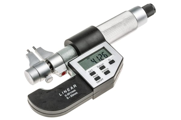 Product image for Internal Digital Electronic Micrometer