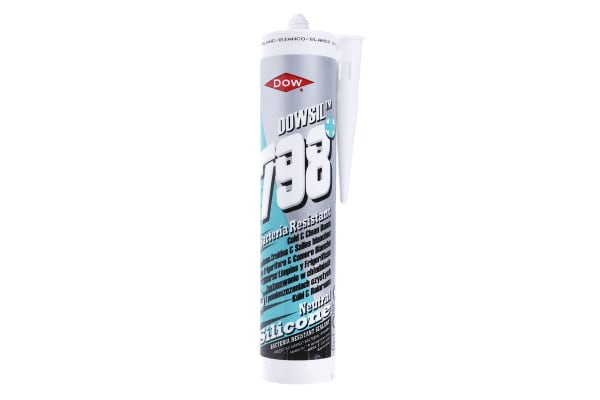 Product image for DOW CORNING 798 NEUTRAL SILICONE 310ML