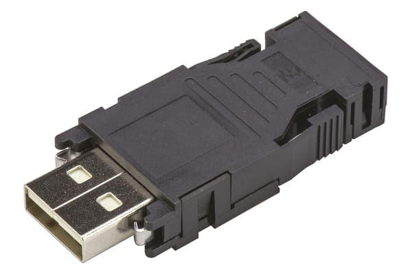 Product image for Connector, plug, USB A Kit