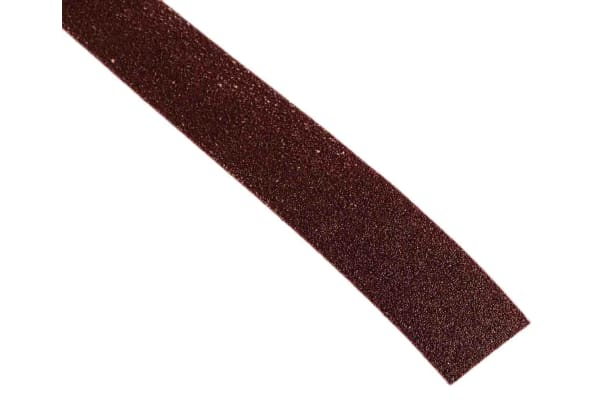Product image for 3M P80 Medium Sandpaper Roll, 25m x 25mm