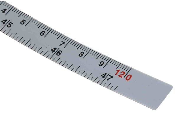 Product image for Self Adhesive Tape Measure 1.2M/4Ft