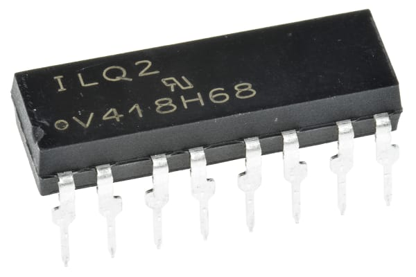 Product image for Optocoupler DC-IN 4-CH Trans DC-OUT