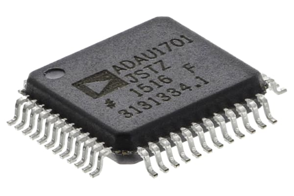 Product image for Audio Processor 48-Pin LQFP