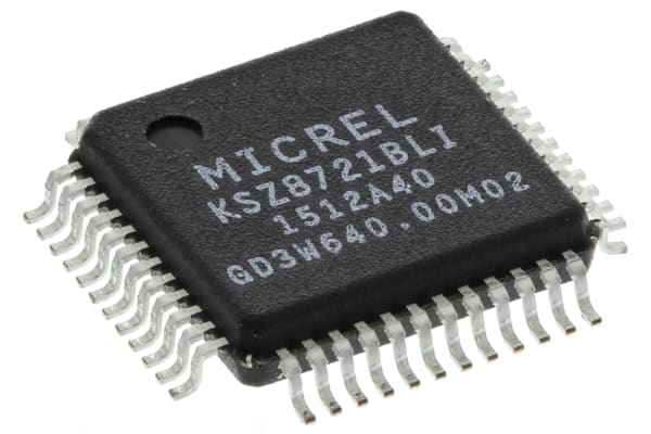 Product image for 3.3V TX/FX Physical Layer Transceiver