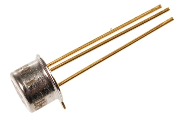 Product image for Temperature Sensor Analog 3-Pin TO-52