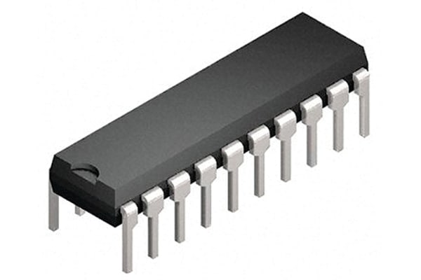 Product image for Analog Switch Quad SPDT 20-Pin PDIP
