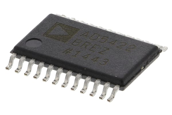 Product image for DAC 1-Ch R-2R 16-Bit 24-Pin TSSOP EP