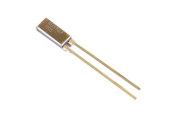 Product image for Temp Sensor Analog 2-Pin Flatpack