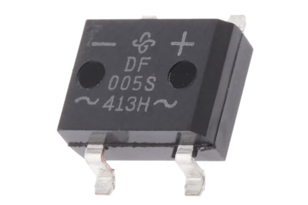 Product image for Diode Rectifier Bridge Single 50V 1A