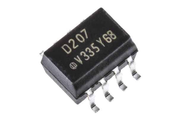 Product image for OPTOCOUPLER DC-IN 2-CH TRANS DC-OUT