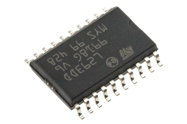 Product image for 4-Channel Motor Driver 24V, SOIC20