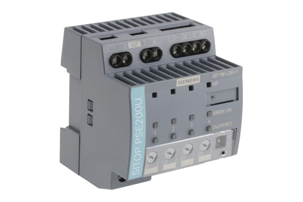 Product image for Siemens Selectivity Module for use with SITOP