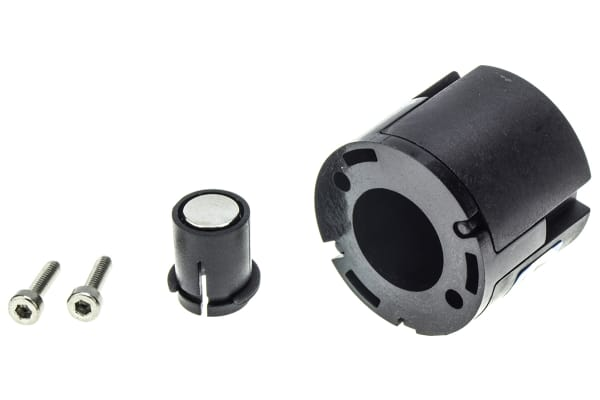 Product image for MAGNETIC ENCODER, 12-BIT, SERIAL I/F