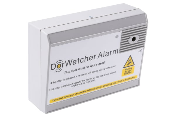 Product image for DORWATCHER ALARM - 240VAC MAINS POWERED