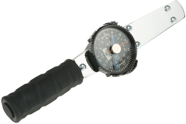 Product image for 1/4 DIAL TORQUE WRENCH 3 NM