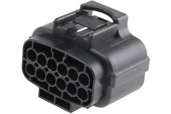 Product image for 12 way Econoseal J Mk II plug housing