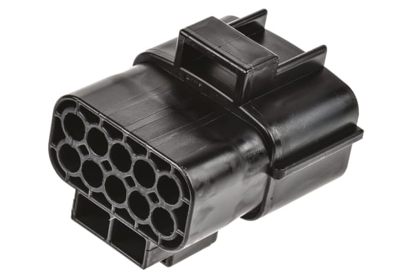 Product image for 10W Econoseal J Mk II receptacle housing