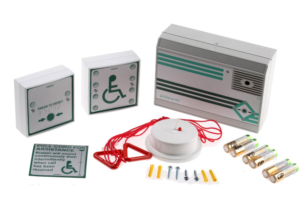 Product image for DISABLED TOILET ALARM KIT - MAINS
