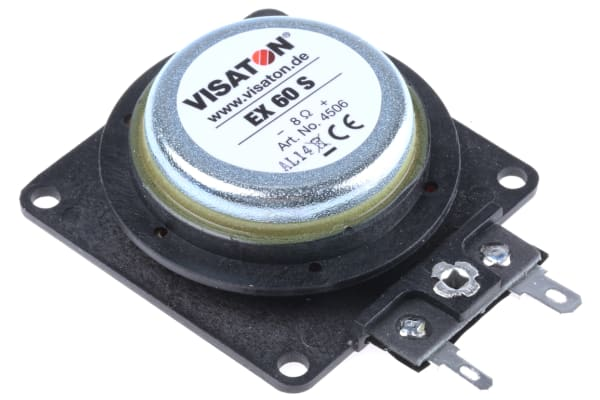 Product image for 60MM ELECTRO DYNAMICAL EXCITER DRIVER