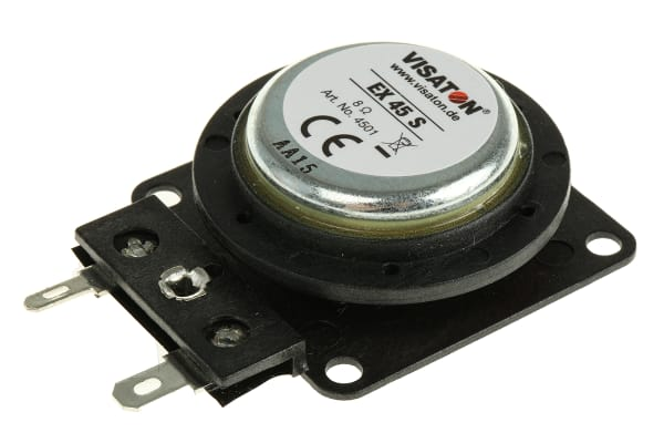 Product image for 45MM ELECTRO DYNAMICAL EXCITER DRIVER