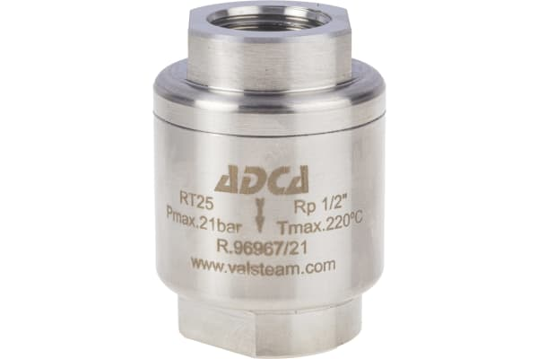 Product image for 1/2in. Steam Non Return Valve BSP