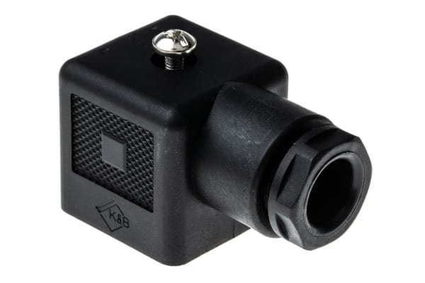 Product image for Connector,valve,4way,screw,typeA,PG9,10A