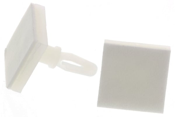 Product image for MINI ADHESIVE BACKED PCB SUPPORT, 7.9MM