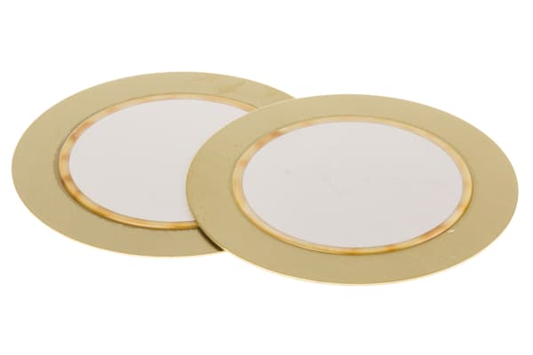 Product image for Piezoelectric Diaphragm 35mm diam