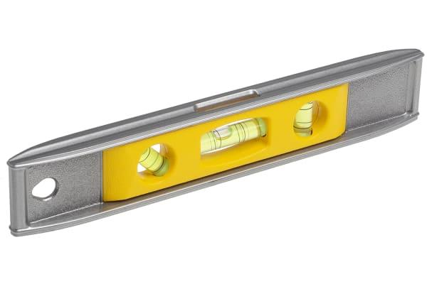 Product image for Al magnetic base spirit level,230mm L