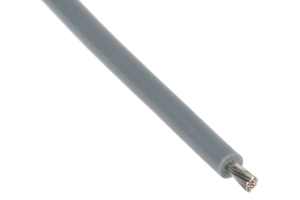 Product image for 1.5mm Panel Wire UL-CSA-HAR 1015 Grey