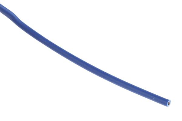 Product image for H05 V-K Single core Dark Blue 0.5mm