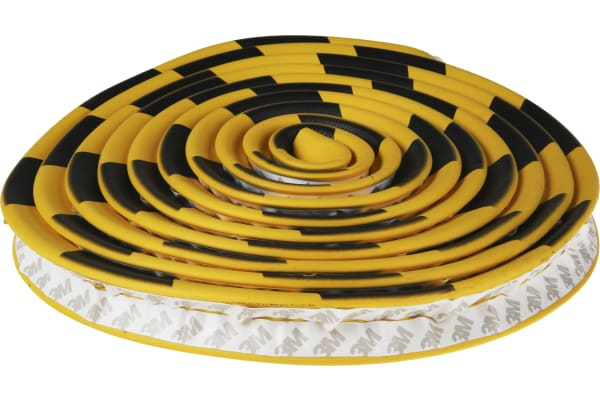 Product image for Angle protection yellow/black 30x30x8mm