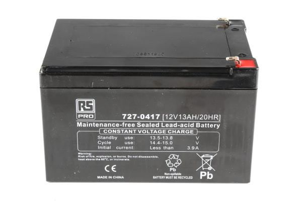 Product image for AGM Deep Cycle 12V 13Ah battery