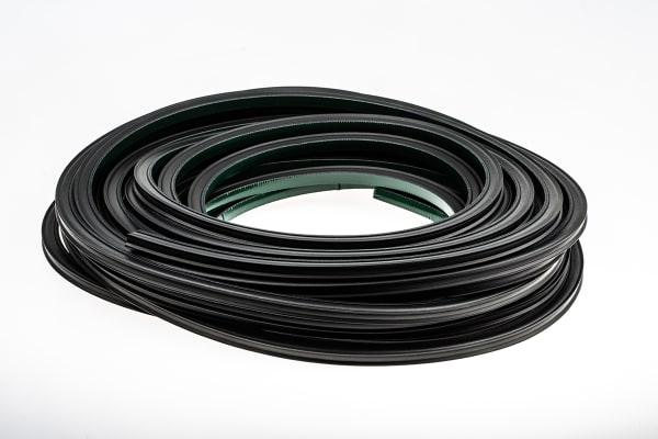Product image for Adhesive backed bubble 12.4 x 9.5mm