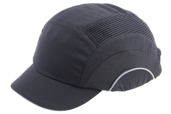 Product image for HARDCAP A1+, SHORT 5CM PEAK, BLACK