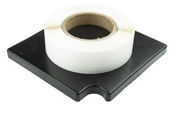Product image for BMP71 PERMASLEEVE 3:1 WHT 5.97MMX15.24M
