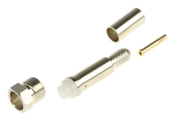 Product image for FME straight jack crimp for 58U