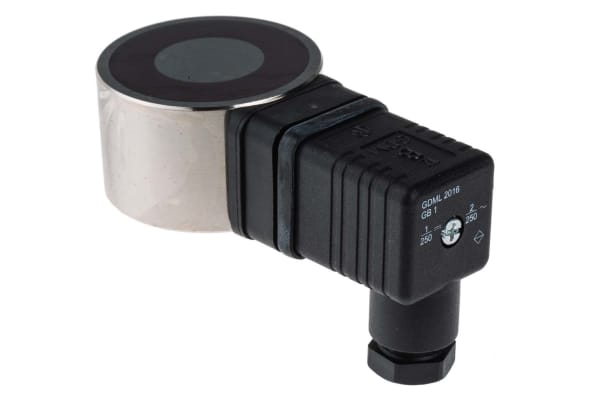 Product image for 50mm Dia. 240V Electro Holding Magnet