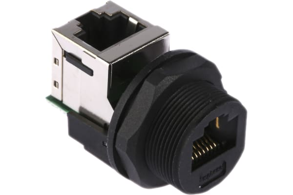 Product image for Amphenol, Female RJ45 Receptacle