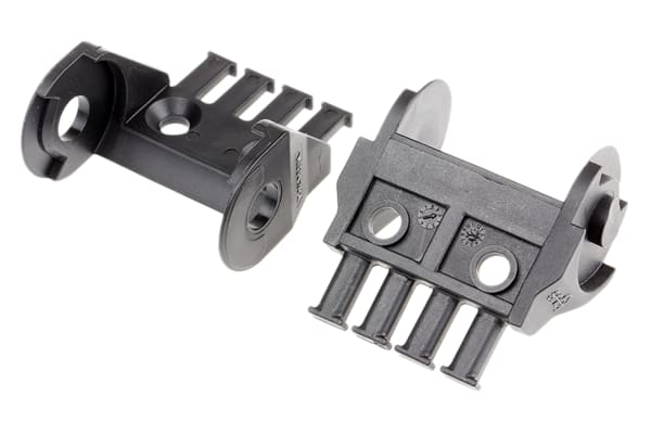 Product image for MOUNTING BRACKET SET, 4 TEETH, 51.5MM