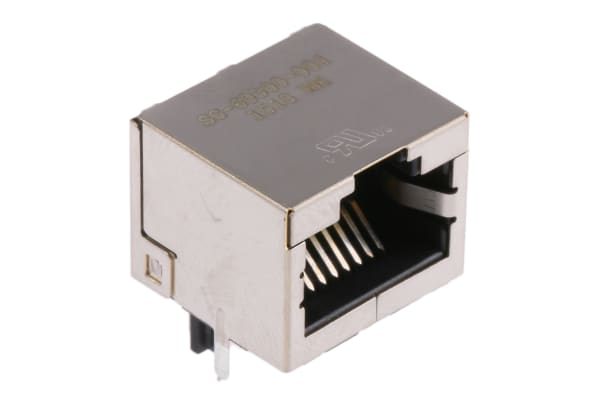 Product image for Bel-Stewart, Female Cat6a RJ45 Connector