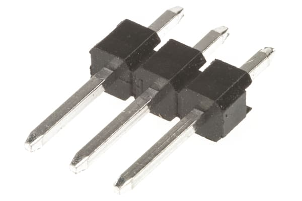 Product image for 03 SIL VERTICAL PIN HEADER