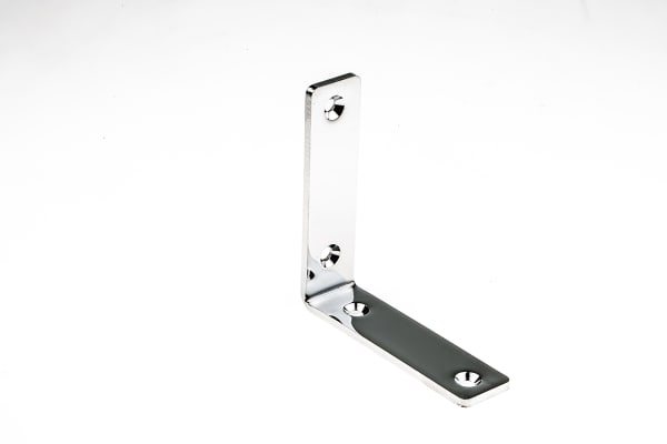 Product image for ASTM 304 S/STEEL ANGLE BRACKET,70X18X3MM