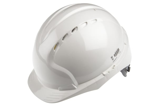 Product image for EVO 2 SAFETY HELMET, WHITE