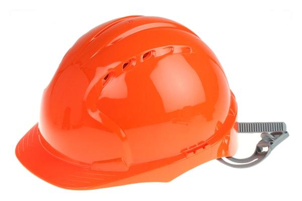 Product image for JSP EVO2 Adjustable Orange Hard Hat , , Ventilated