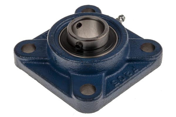 Product image for 4 Bolt Flange Bearing Unit 1 inch