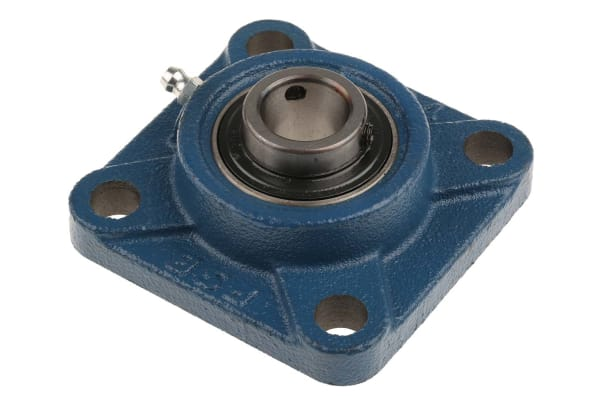 Product image for 4 Bolt Flange Bearing Unit 20mm